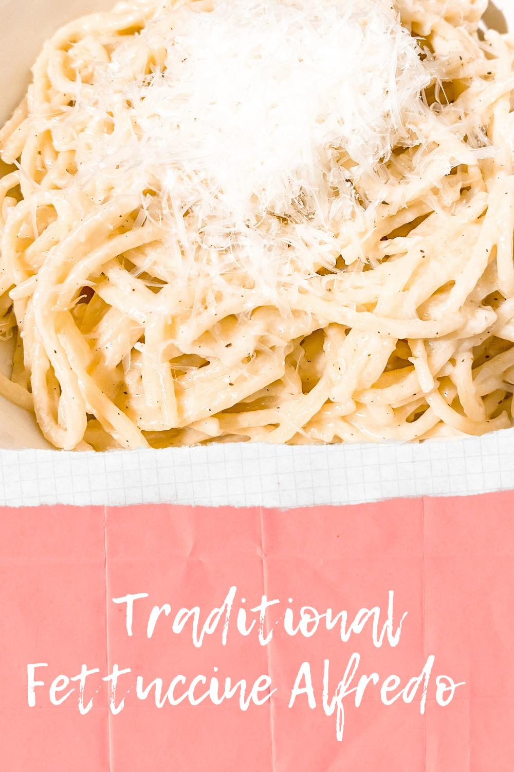 How to Make Traditional Fettuccine Alfredo