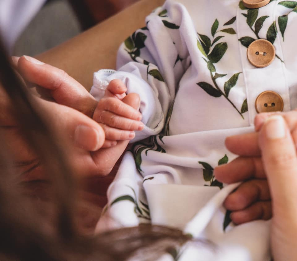 8 Things I Learned as a New Mom