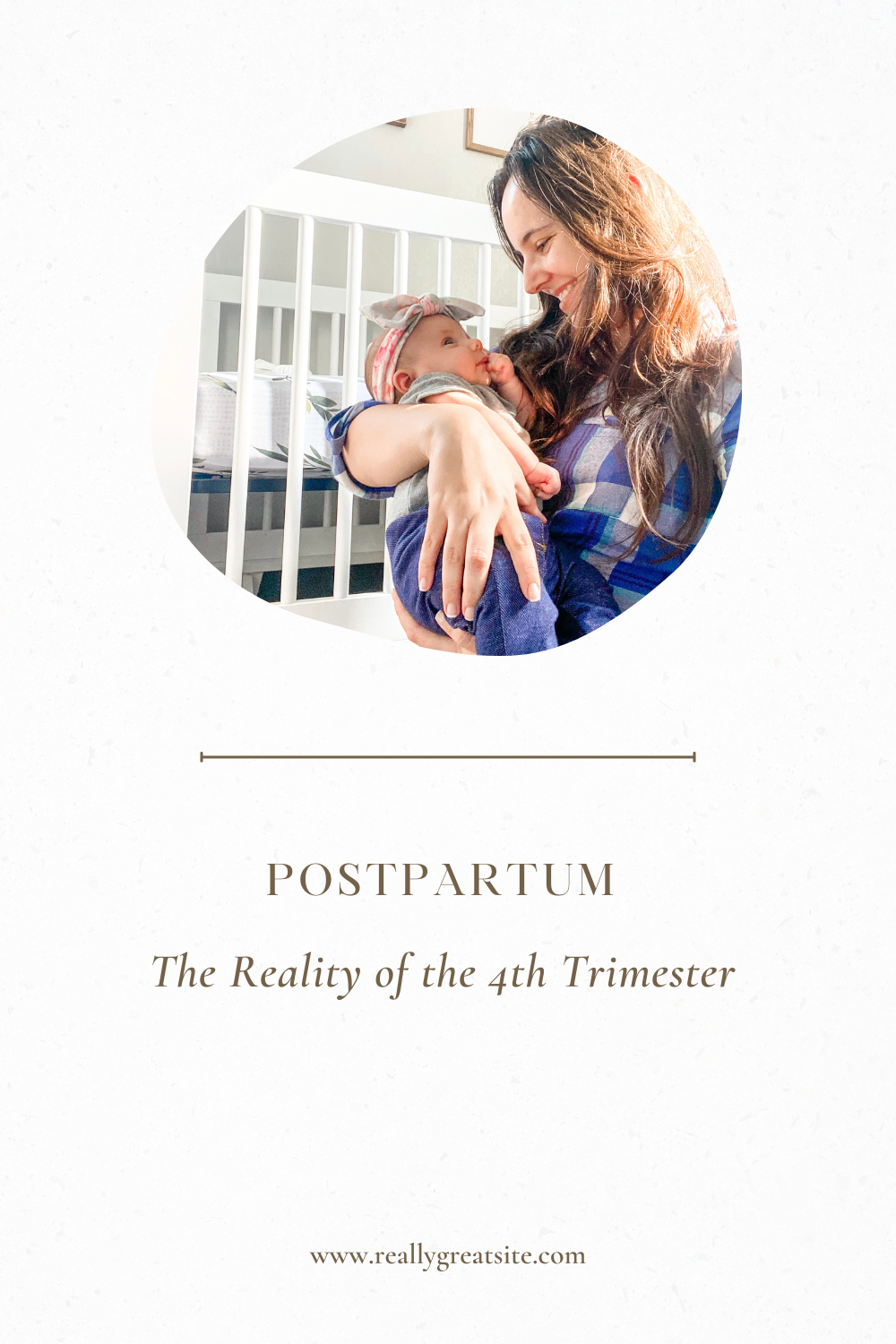 The 4th Trimester – What You Need to Know