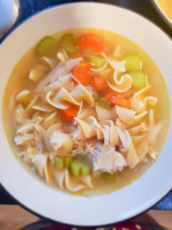 Cravings Review – Rotochick Chicken Noodle Soup