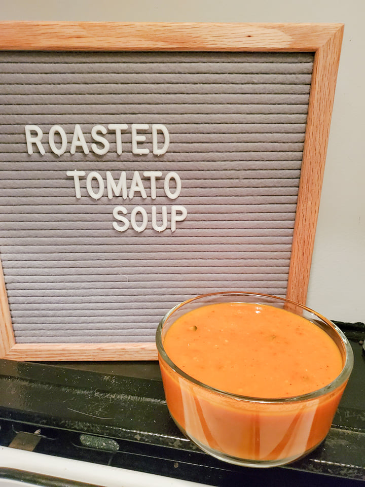Cravings Review- Roasted Tomato Soup